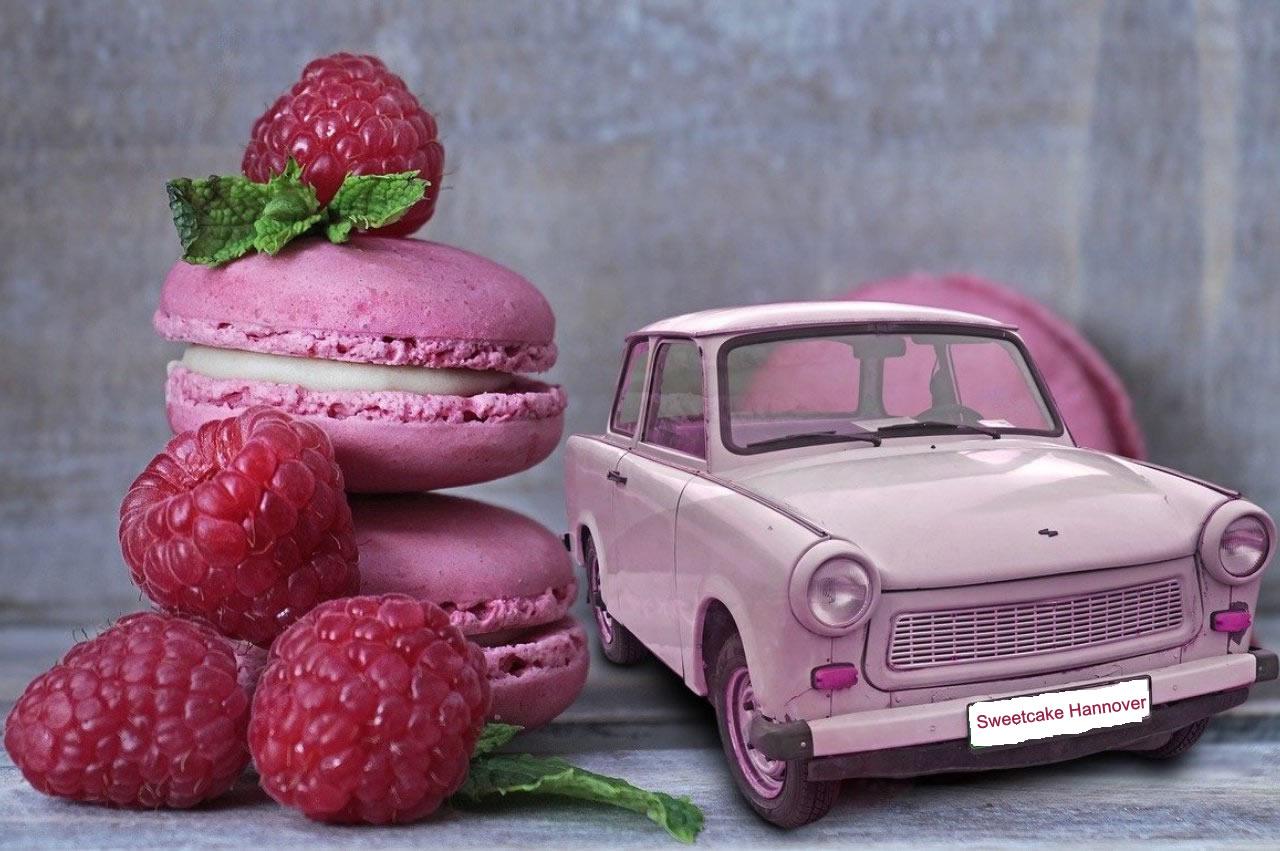 Sweetcake Hannover – handgefertigte Leckereien.