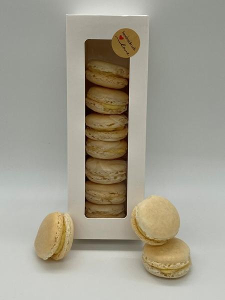 macarons shop vanille